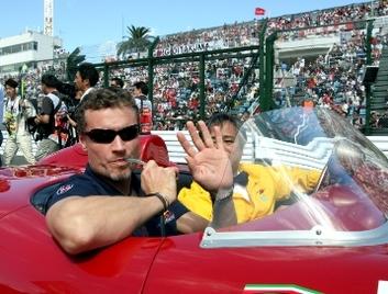 F1 : Coulthard sur le départ
