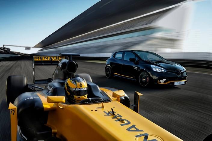 Renault Sport: série spéciale R.S 18 pour la Clio