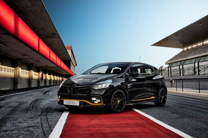 Un futur collector: Renault Clio RS 18