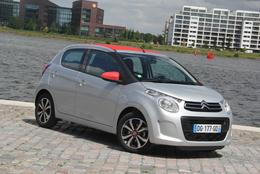 Essai vidéo - Citroën C1 : la belle-soeur