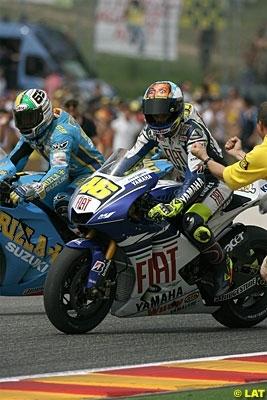 Moto GP: Yamaha et Suzuki accélèrent le programme 2009