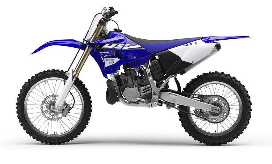 Nouveauté : les Yamaha YZ 2015 évoluent !