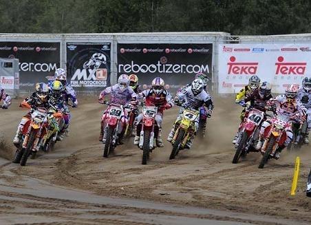 Motocross : GP de Lommel ; MX 1, Cairoli, leçon une en première manche