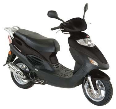 Scooter - Kymco: Près de 50% de baisse sur certain tarif de la gamme