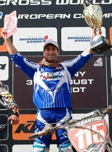 Motocross MX 3 : Allemangne, Calos Campano consolide sa position de leader