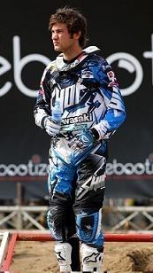 Motocross : GP de Lommel ; Mauvais week-end pour KRT