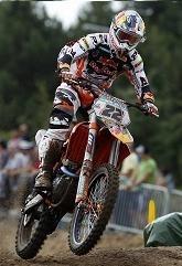 Motocross : GP de Lommel ; MX 1, chez KTM ça va plutôt bien