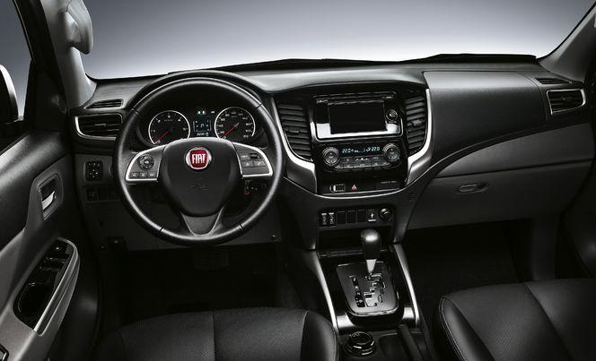 Fiat Fullback : le deuxième pickup de Fiat