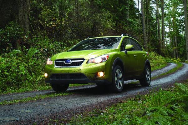 "New York 2013 : Subaru présentera la XV Crosstrek hybride et une ""performance car"""