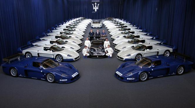 Une Maserati basée sur LaFerrari en 2015 ?