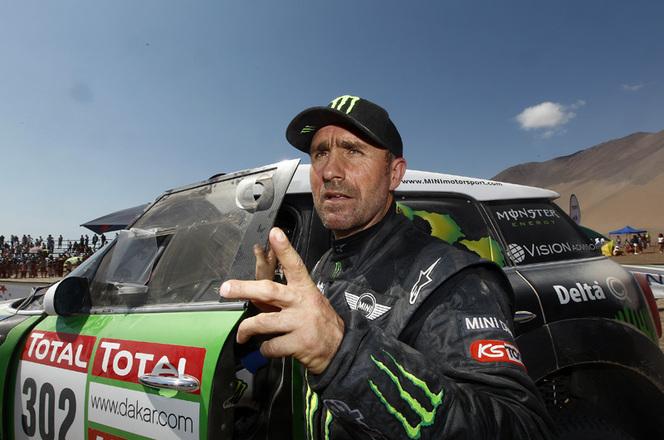 Dakar 2012 - Etape 10 : Robby Gordon exclu !