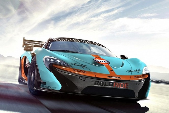 McLaren P1 GTR Gulf vs LaFerrari EVOXX : dans vos rêves