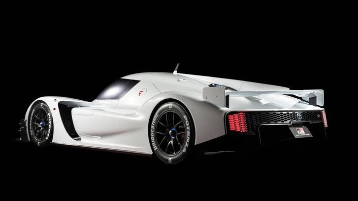 Toyota dévoile le concept GRSuperSport