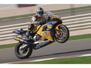 Moto GP: Biaggi refroidit D'Antin