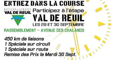 Dark Dog Moto Tour 2008 : Val de Reuil - du 29 au 30 septembre