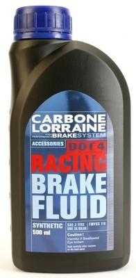 Pour gros freineurs: le DOT4 Racing haute performance de Carbone Lorraine