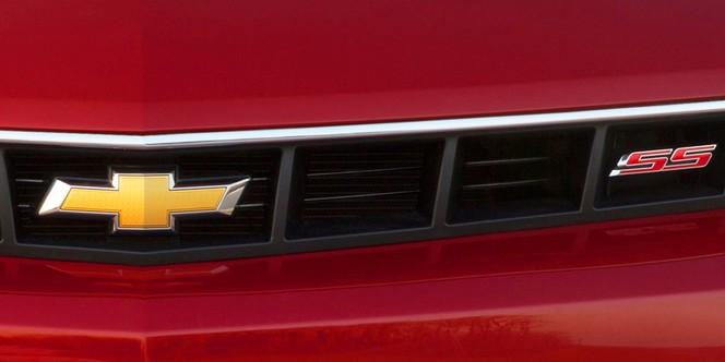 Chevrolet restyle la Camaro pour le salon de New-York