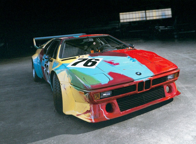BMW Motorsport réanime les M1 Procar séries !
