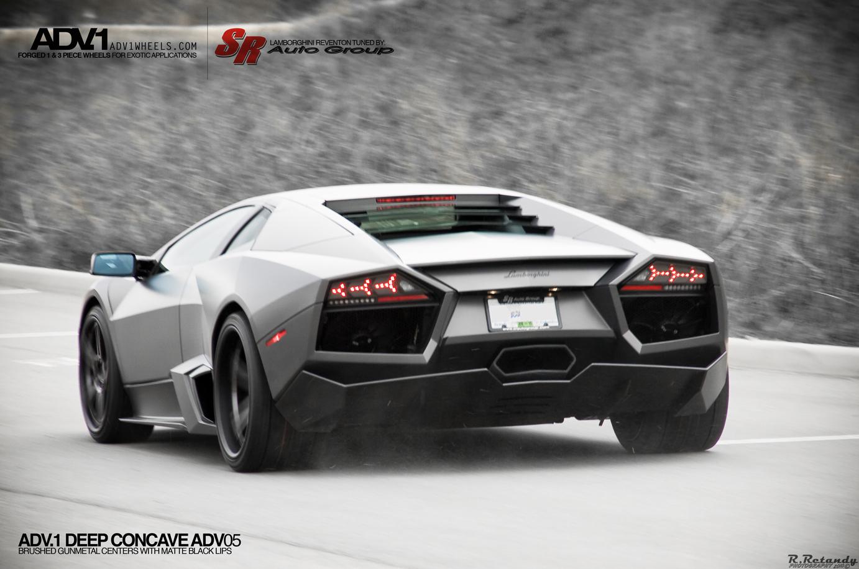 Lamborghini Reventon par ADV1