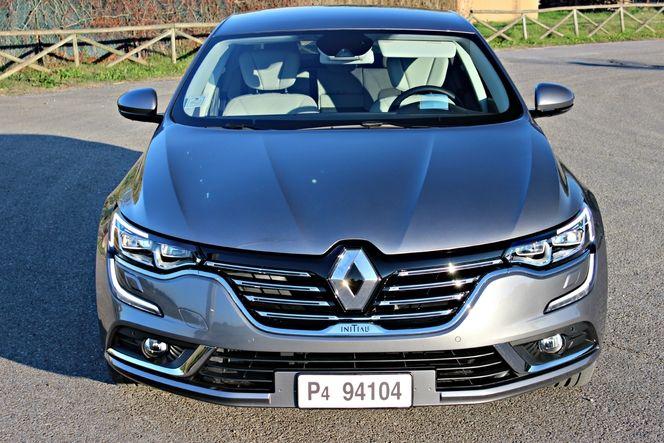 La Renault Talisman arrive en concession : tourner la page