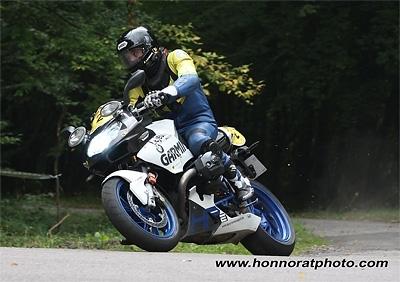 Dark Dog Moto Tour 2008 : 30 septembre - Le déluge de Croix-en-Ternois