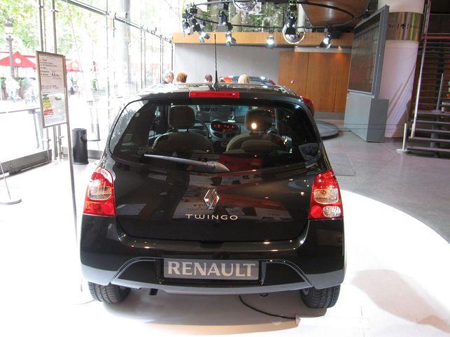 Reportage : la Twingo Art Collection à L'Atelier Renault