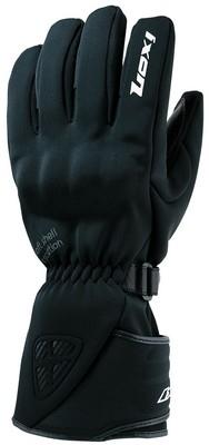 Un hiver douillet avec les gants Ixon Pro-Shell...