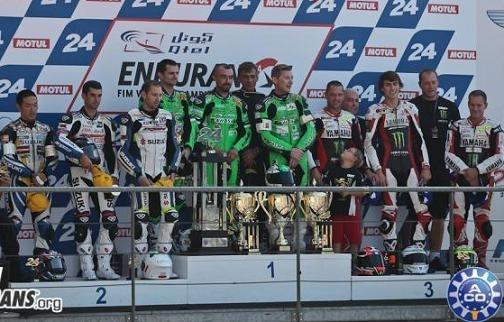 24 H du Mans : La 34ème édition pour Kawasaki