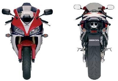 Nouveautés Honda pour 2007