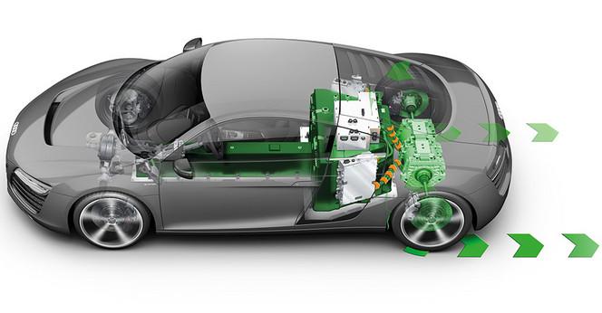 Audi va lancer une gamme de modèles électriques