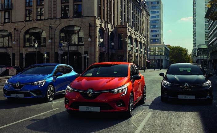 Renault Clio 5: voici la gamme, les équipements, les prix dès 14100€
