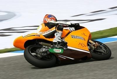 250: Les derniers Grand-Prix d'Arnaud Vincent