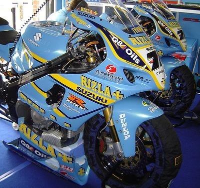 Superbike - Suzuki: Guintoli au British sur la GSX/R Rizla !