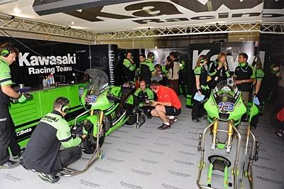 Moto GP - Kawasaki: Les verts s'agacent des tergiversations de Martinez et se souviennent de Nakano