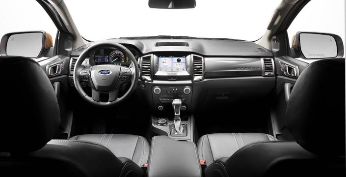 Salon de Detroit 2018: Ford dévoile le nouveau pick-up Ranger