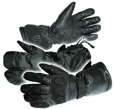 Les conditions extrèmes ne font pas peur aux gants Rift...