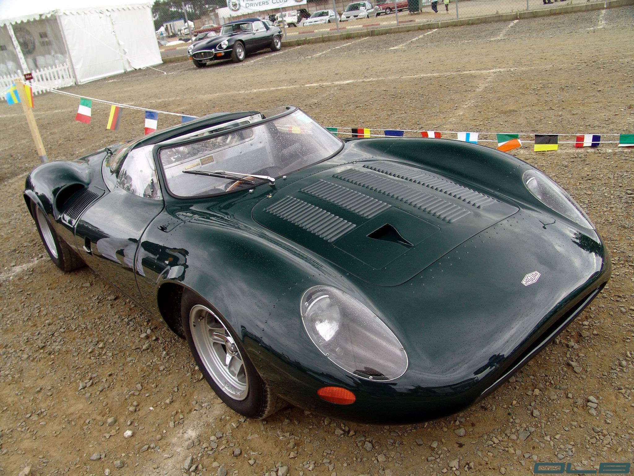 1966 Jaguar XJ13 (where's the