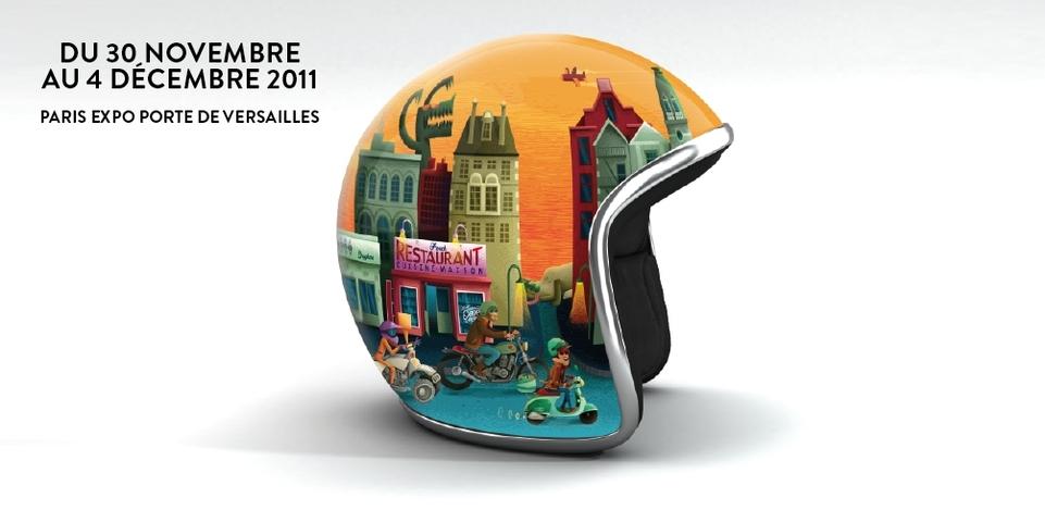 Salon de Paris du 3O novembre au 4 décembre: toutes les infos