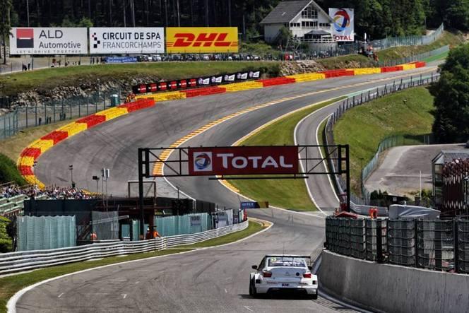 WTCC/Spa: Citroën encore dominateur