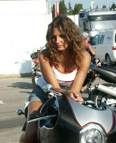 Proposition italienne Moto & Sexy ...