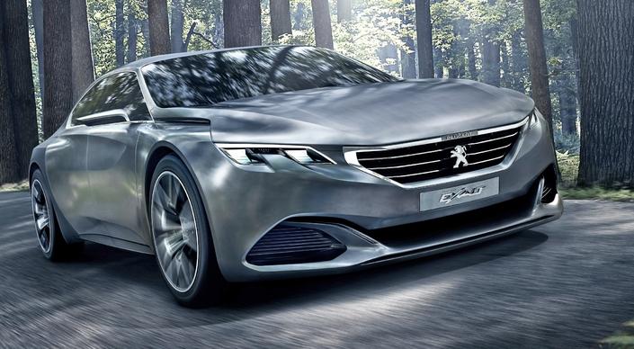 Nouveautés 2018 - Grandes berlines – L'Audi A6, la Peugeot 508 et la BMW M5 font le spectacle!