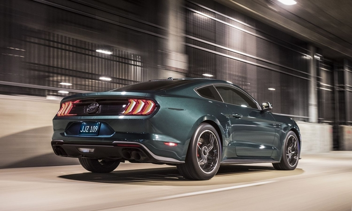 Salon de Detroit 2018 - Ford: une nouvelle Mustang Bullitt pour les 50 ans du film