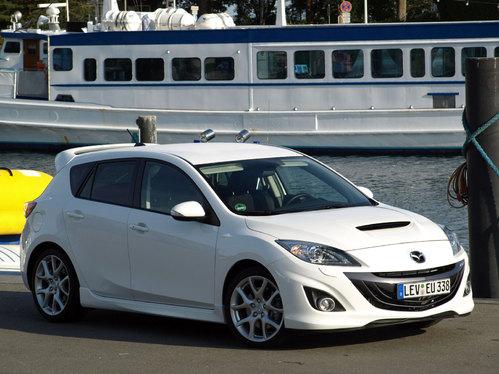 Essai - Mazda 3 MPS : sushi express