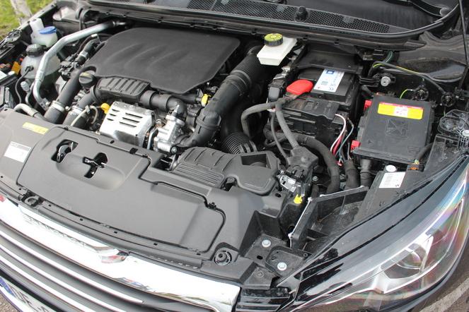 Essai - Peugeot 308 SW 1.2 e-THP130 PureTech bvm6: la voiture à essence de l'année