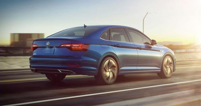 Salon de Detroit 2018: Volkswagen présente une toute nouvelle Jetta