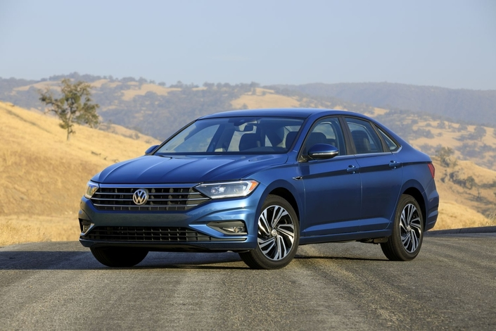 Ventes record de Volkswagen en Chine en 2017 — Chine