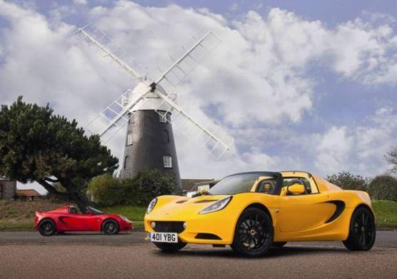 Lotus dévoile les Elise Sport et Elise Sport 220