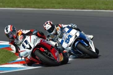 Supersport Lausitz: Kenan in, Seb out, Kevin Ok