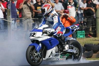 Superbike Lausitz: Manche 2: Toseland, en revanchard