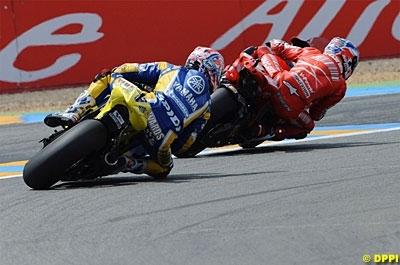 Moto GP - Australie: Edwards et Ducati, unis par le 100